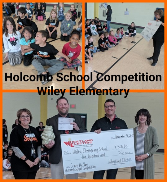 Holcomb School Competition